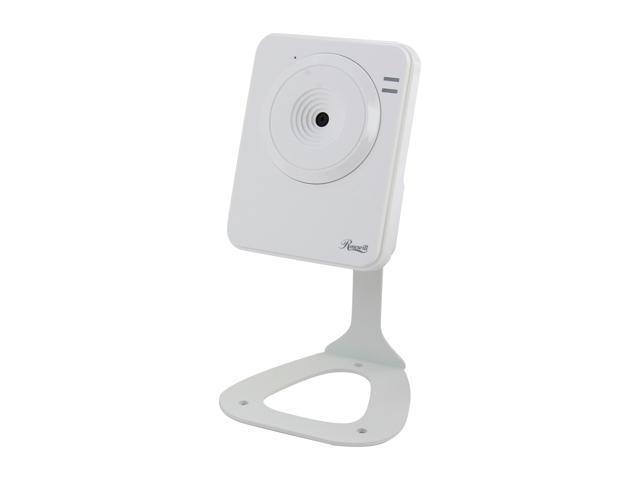 Rosewill RSCM-12001 640 x 480 MAX Resolution RJ45 Wireless N Internet IP Camera