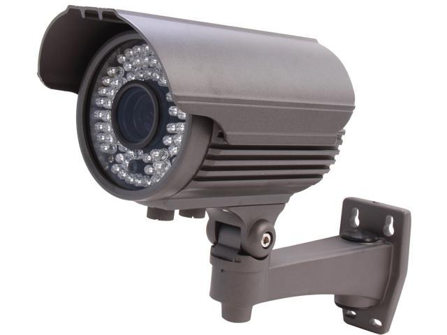 Rosewill RSCM-12003 540 TV Lines MAX Resolution Outdoor IP66 Weatherproof Day/Night 70 IR LEDs Bullet Camera