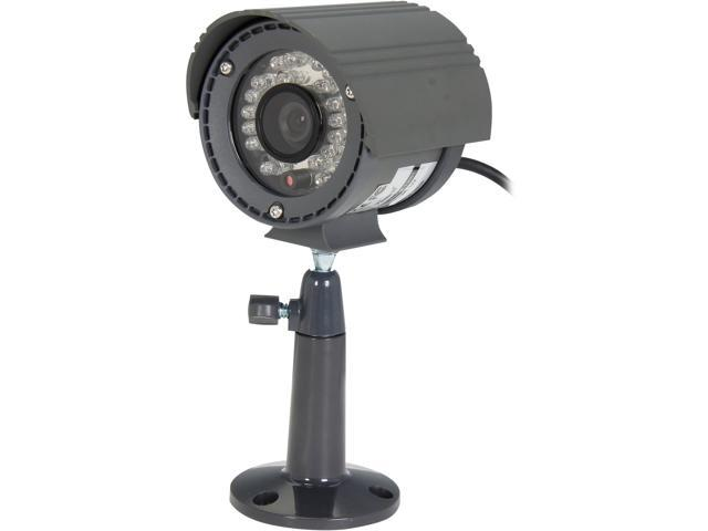 Rosewill RSCM-13001 540TVL High Resolution Outdoor IP67 Weatherproof Day/Night 28 IR LEDs Bullet Camera