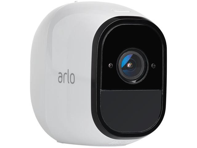 netgear arlo pro security camera add on rechargeable. Black Bedroom Furniture Sets. Home Design Ideas