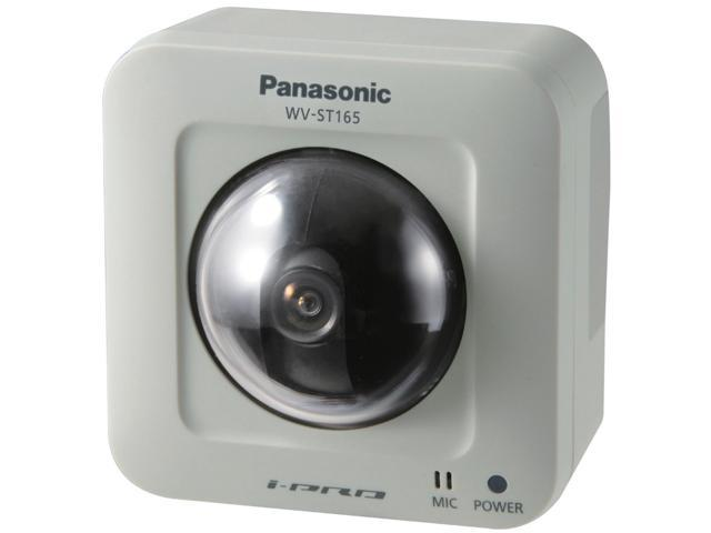 Panasonic i-PRO SmartHD WV-ST165 Surveillance/Network Camera - Color, Monochrome