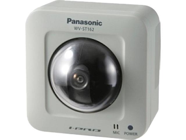 Panasonic i-PRO SmartHD WV-ST162 Surveillance/Network Camera - Color, Monochrome