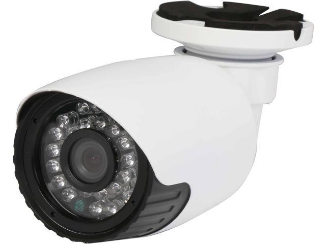 Aposonic A-CM1000F1 1000TVL 1.3MP 24 IR Analog Day/Night Outdoor Surveillance Camera with Sony IMX238 Image Sensor