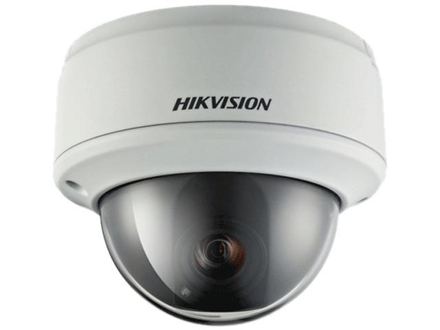 Hikvision DS-2CD754FWD-E RJ45 3MP WDR & Vandalproof Network Dome Camera