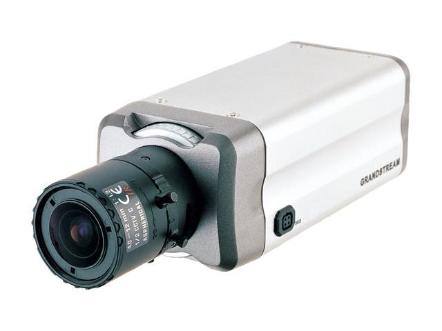 Grandstream GXV3601HD 1600 x 1200 MAX Resolution RJ45 High Definition IP Camera