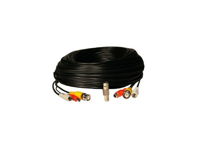 Security Labs SLA42 100' Camera Extension Cable (for Cameras With Audio)