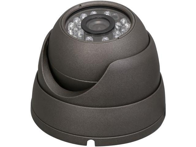 Vonnic VCD5030CG 700 TV Lines MAX Resolution 850TV Lines CMOS Outdoor Night Vision Dome Camera