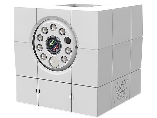 Amaryllo iCam HD (ACC1308B1WH) Wireless IP Camera