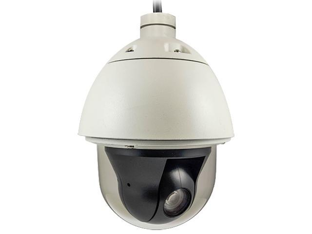 ACTi I96 RJ45 2MP Outdoor Speed Dome Camera with D/N,Extreme WDR, SLLS, 30x Zoom Lens