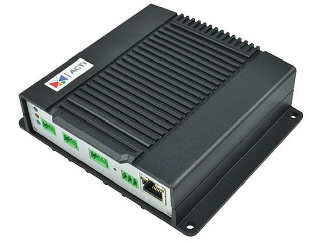ACTi V21 1, CVBS, 1.0Vp-p with 75O BNC connector 1-Channel 960H/D1 H.264 Video Encoder