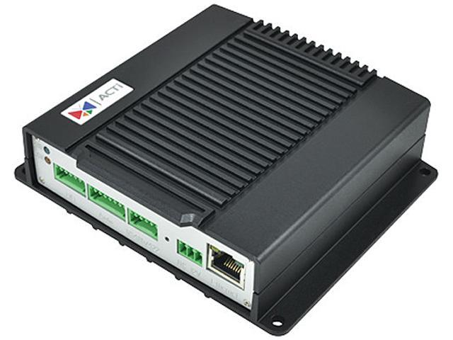 ACTi V24 4, CVBS, 1.0Vp-p with 75O BNC connector 4-Channel 960H/D1 H.264 Extended Temperature Video Encoder