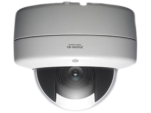 Canon VB-H610VE Surveillance/Network Camera - Color, Monochrome