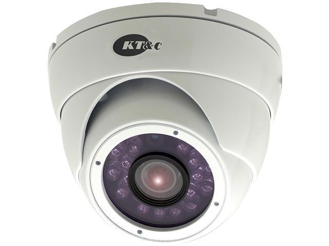 KT&C KPC-HNV522M HD Turret IR Dome Camera