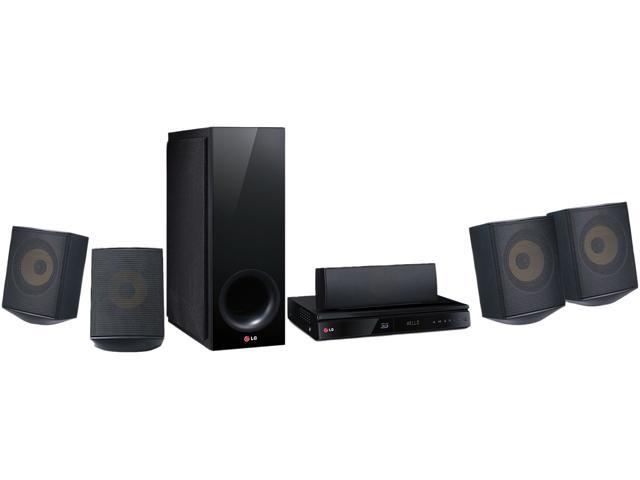 LG BH6730S 3D Smart Home Theater System