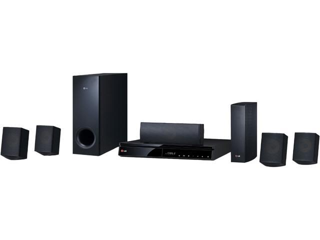 LG BH6830SW 3D Smart Home Theater System with Wireless Speakers