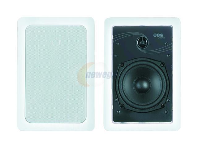 BIC America Muro M-50 In-Wall SpeakersPair