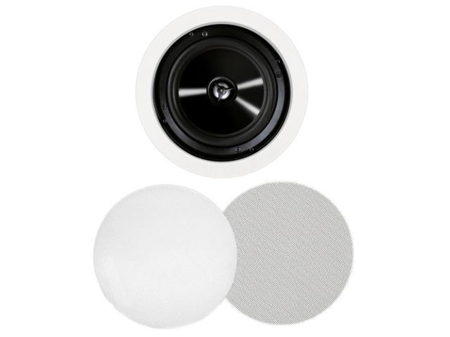 BIC America MSR-PRO6 Weather-Resistant Muro Ceiling Speakers Pair
