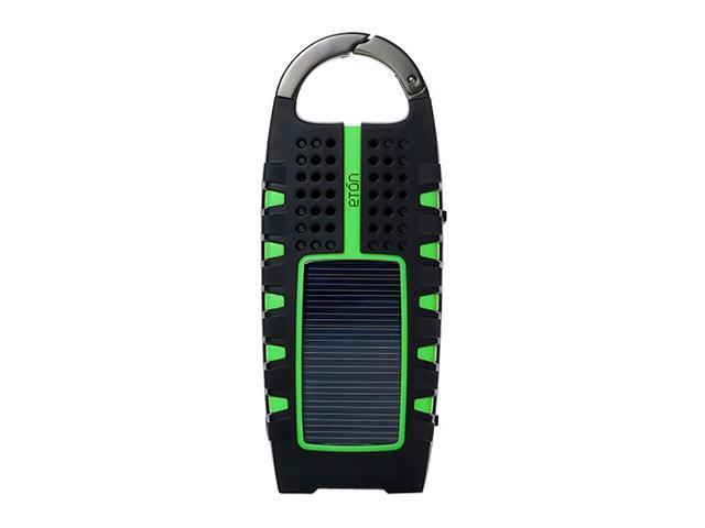eton Scorpion Multi-Purpose (green) Solar Powered Digital Weather Radio NSP100GR