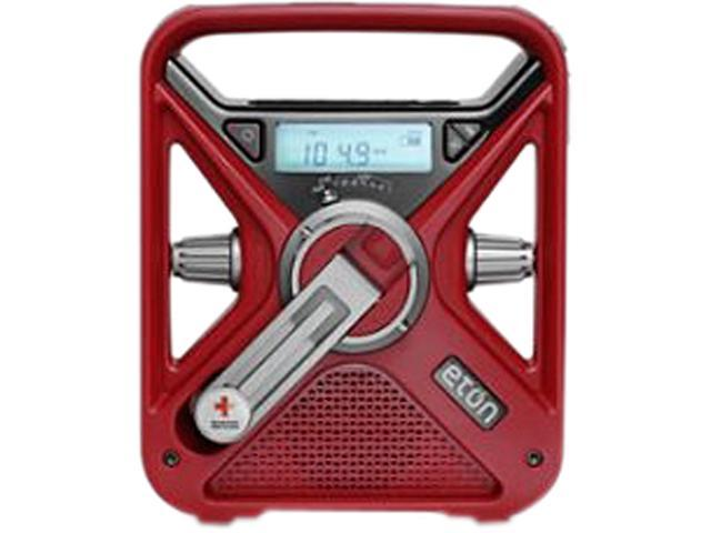 eton American Red Cross FRX3 Hand Turbine AM/FM/NOAA Weather Radio ARCFRX3WXR