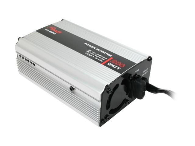 Rosewill RCI-200MS 200W DC To AC Power Inverter with Power Protection and Alarming