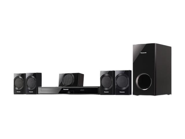 Panasonic SC-XH170 5.1-Channel Cinema Surround Home DVD Home Theater System