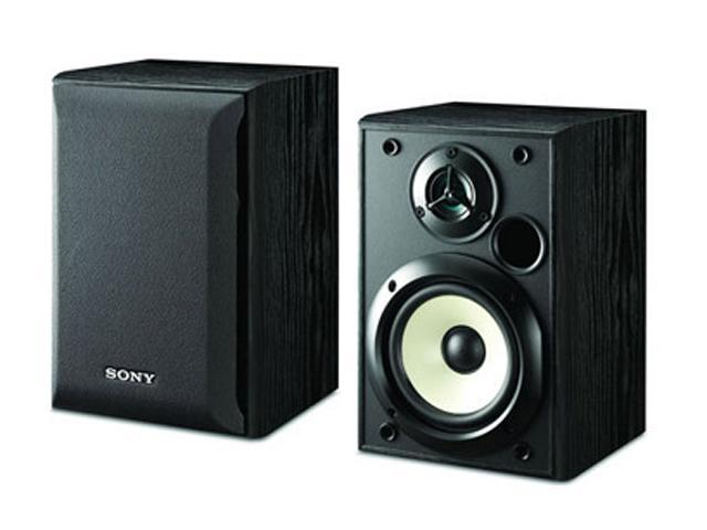 SONY SS-B1000 120W Bookshelf Speakers Pair