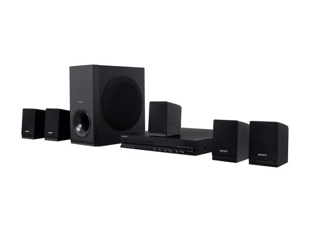 SONY DAVTZ140 5.1 CH Home Theater System with DVD Player