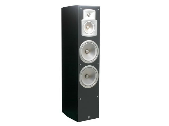 YAMAHA NS777 Three-Way/Four-Driver Bass Reflex Speaker Single