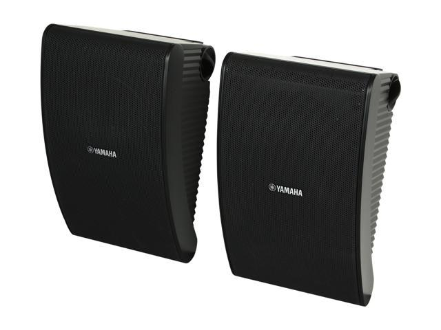 YAMAHA NS-AW592BL All-Weather Speakers (Black) Pair