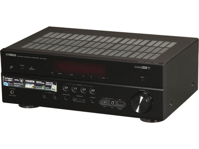 YAMAHA RX-V573 7.1-Channel Network AV Receiver