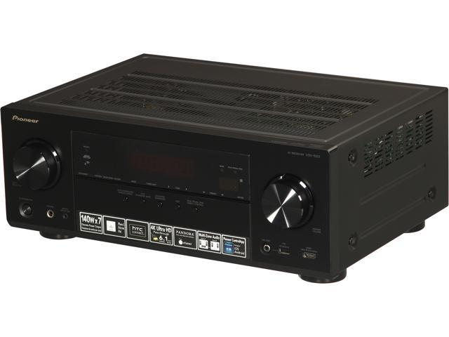 Pioneer VSX-1023-K 7.1-Channel 4K Ready AV Receiver