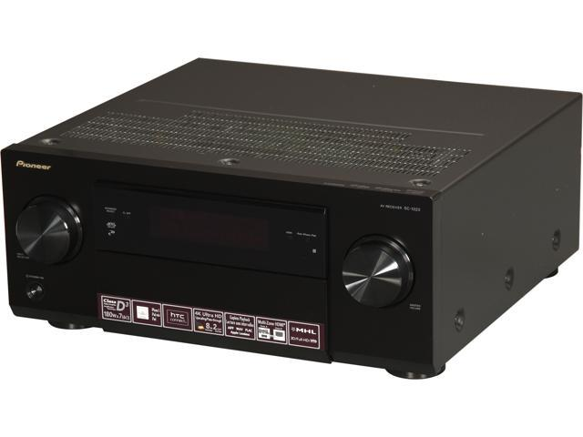Pioneer SC-1323-K 7.2-Channel 4K AV Receiver