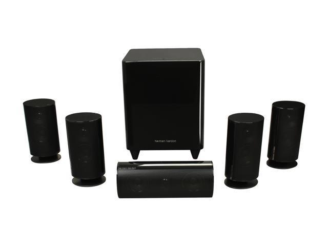 Harman / Kardon HKTS 20BQ 5.1 CH Home Theater Speaker System