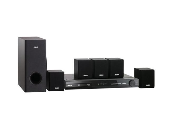 RCA RTD3133 DVD Home Theater System