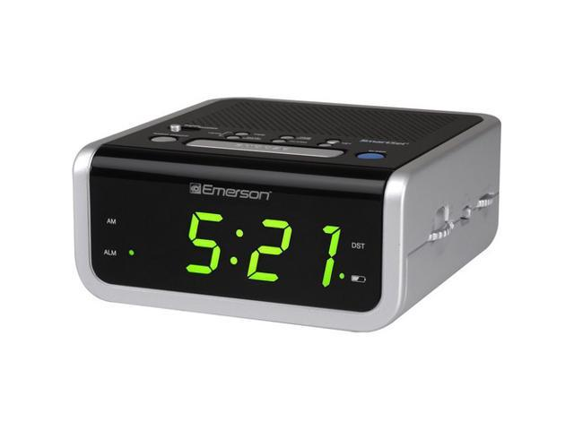 EMERSON CKS1702 SmartSet Alarm Clock Radio