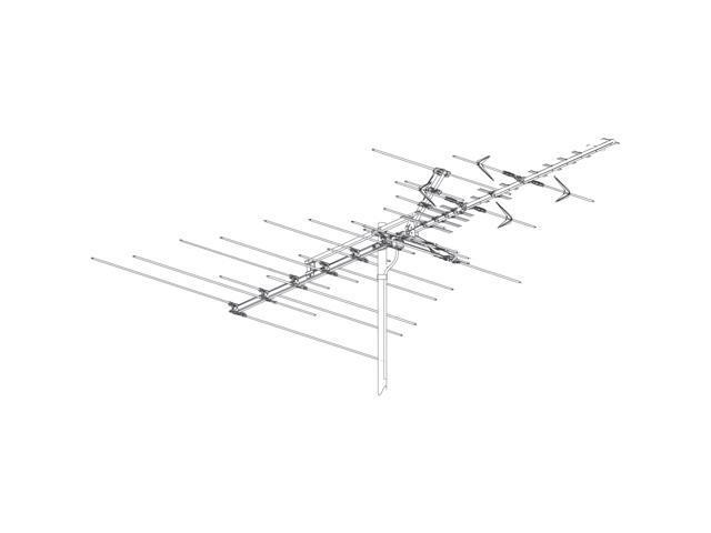 Winegard HD7084 Platinum Series High Definition VHF/UHF Antenna