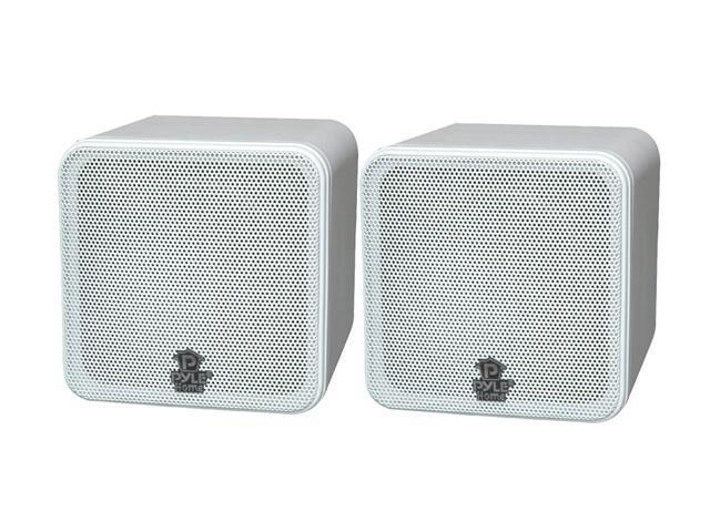 PYLE PD-IC61RD 6.5'' 200W Two-Way In-Ceiling Speakers Pair