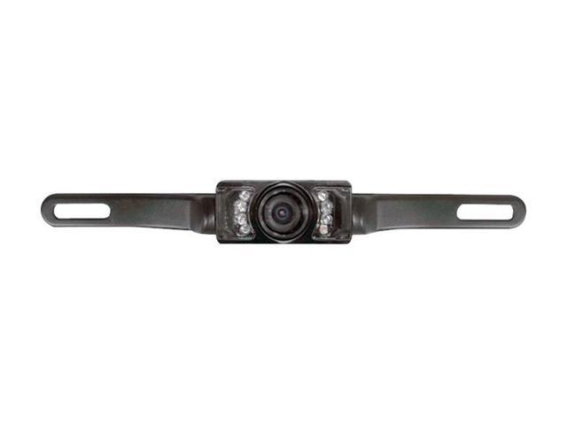 PYLE PLCM10 License Plate Mount Rear View Camera w/ Night Vision