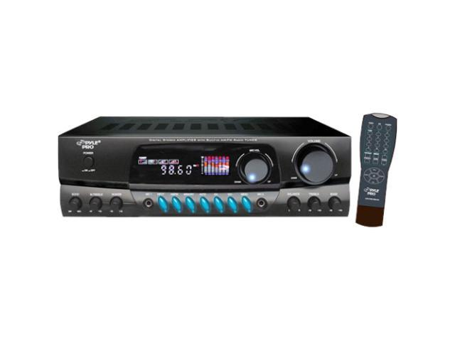 PYLE PT260A 200 Watts Digital AM/FM Stereo Receiver