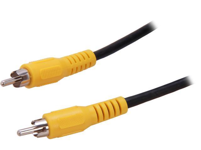 C2G Model 40456 50 ft. Value Series Composite Video Cable M-M