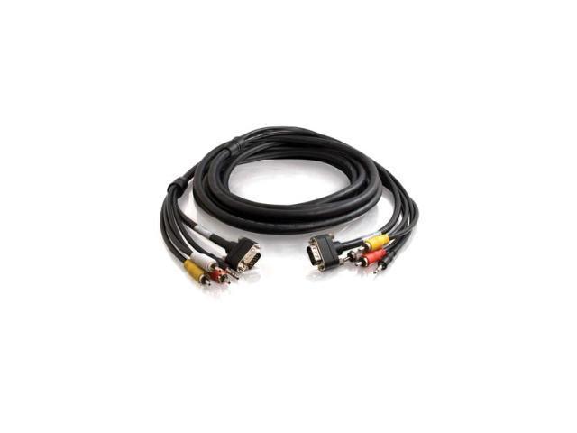 C2G 40197 Composite Audio/Video Cable
