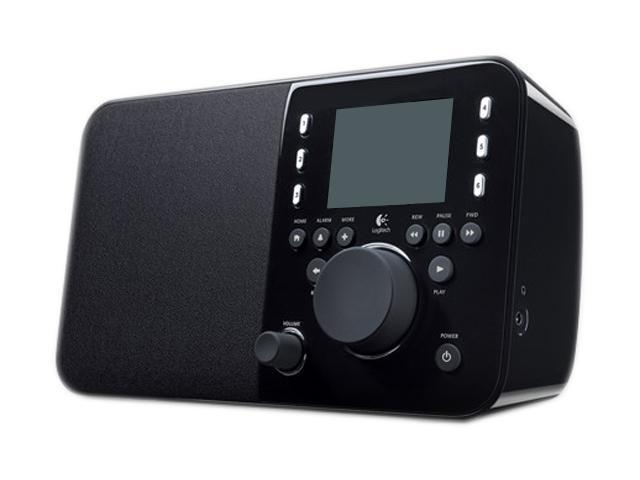 Logitech Squeezebox Radio Network Audio Player 930-000101