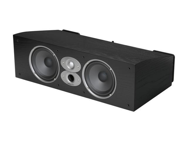 Polk Audio CSi A6-Black High Performance Center Speaker Single