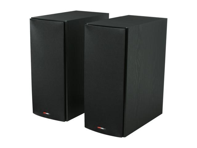 Polk Audio Monitor40 Series II Two Way Bookshelf Loudspeaker Black Pair IMPORTANT Limit 2 Per Customer Orders That Exceed Listed Availability Will