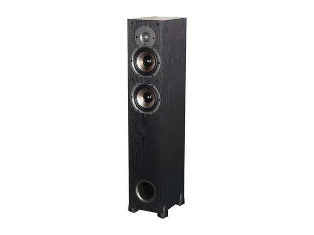 Polk Audio Monitor Series New Monitor 55T Two-Way Ported Floorstanding Loudspeaker (Black) Single