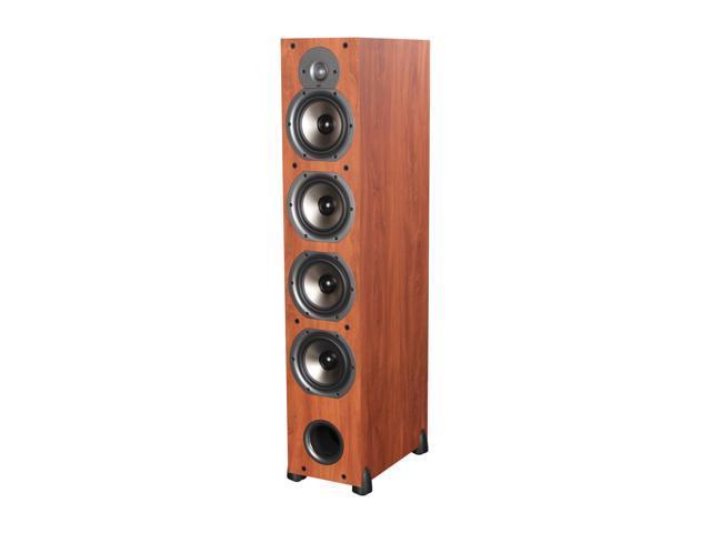 Polk Audio New Monitor 75T Four-Way Ported Floorstanding Loudspeaker (Cherry) Single