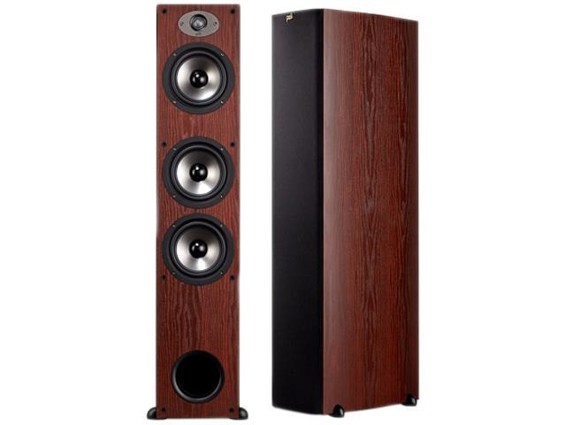 Polk Audio TSX440T CHERRY High performance tower with three 6 1/2-inch drivers Single