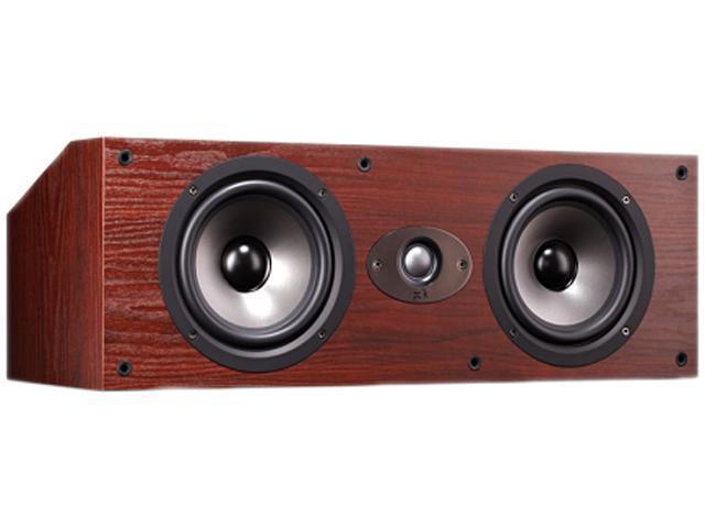 Polk Audio TSX250C CHERRY 3-Way High Performance Center Channel Speaker Single