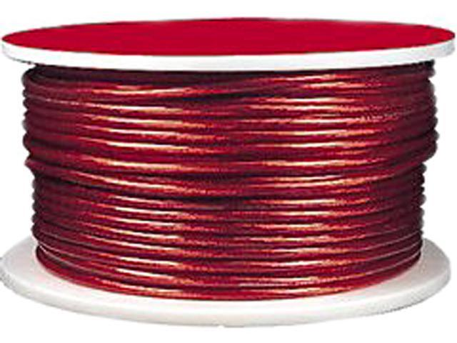 Metra PR604-125 Premier Series Red 4 Gauge 125 feet Power Cable