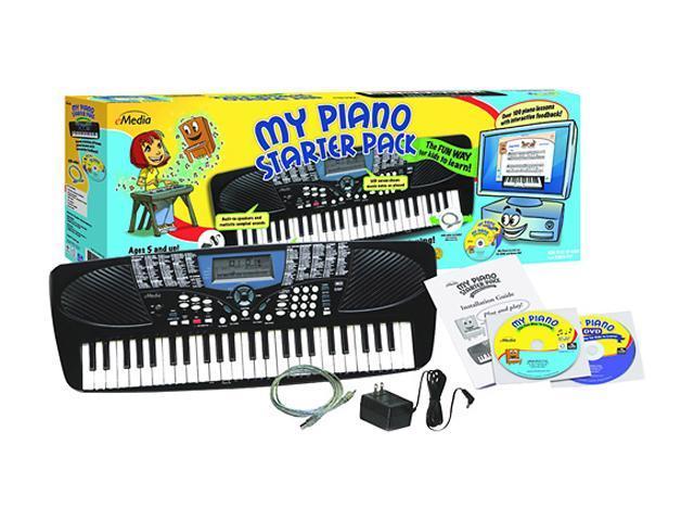 eMedia EK05103 My Piano Starter Pack for Kids